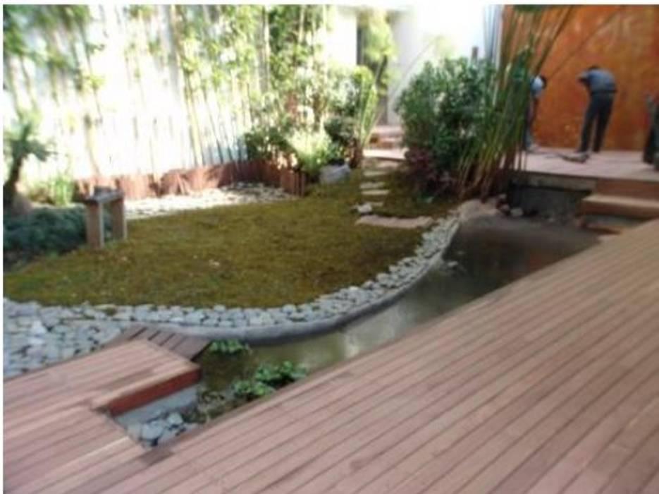 Zen garden by Proveedora Industrial de Construcción Carducci, SA de CV