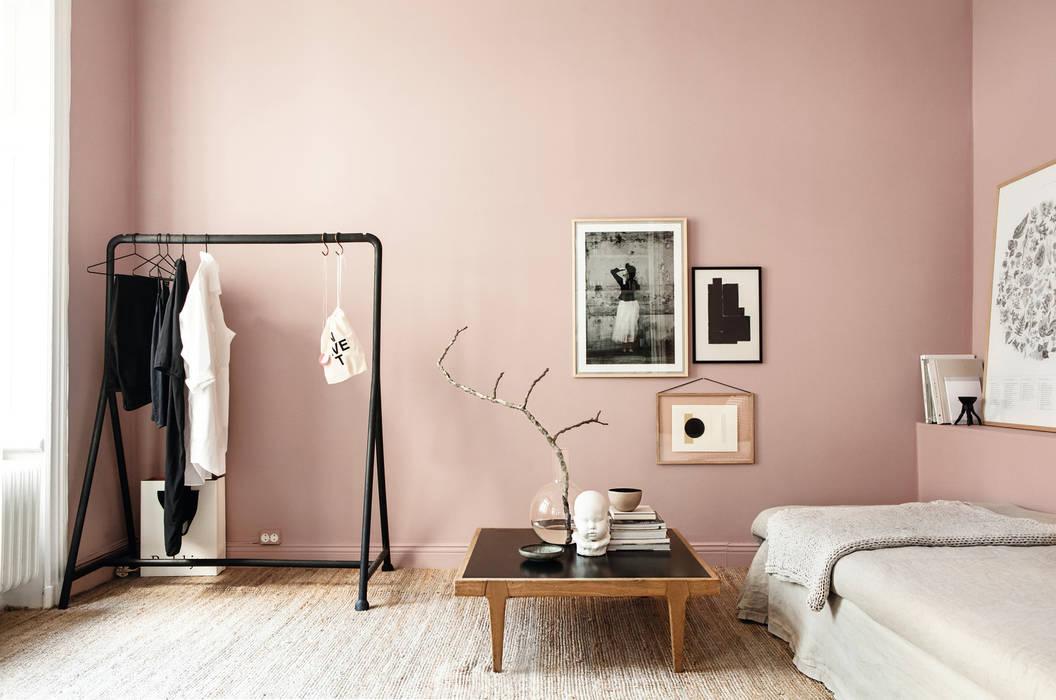 Trendfarbe hortensie moderne wohnzimmer von schöner wohnen ...
