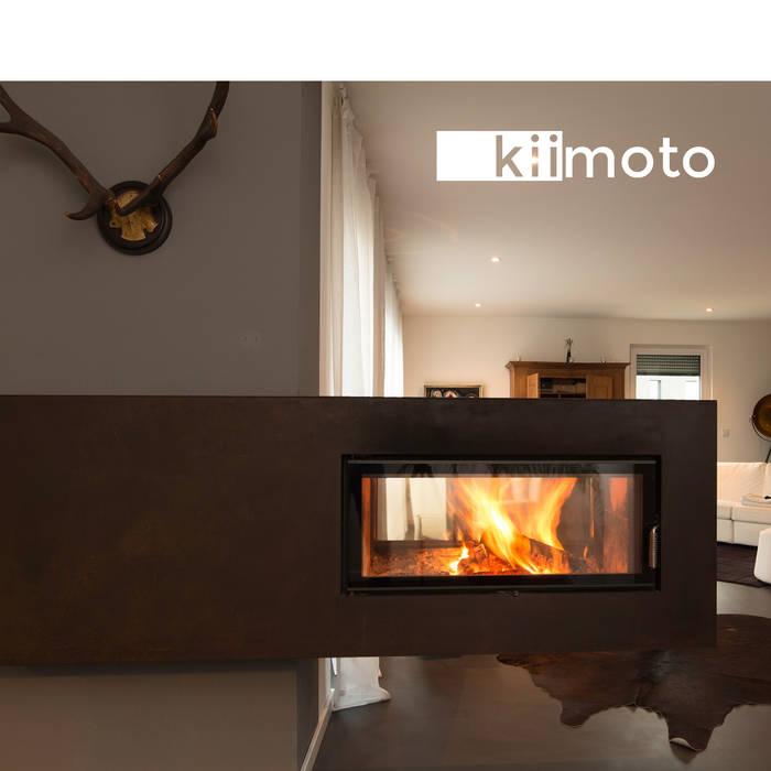 Living room oleh kiimoto kamine