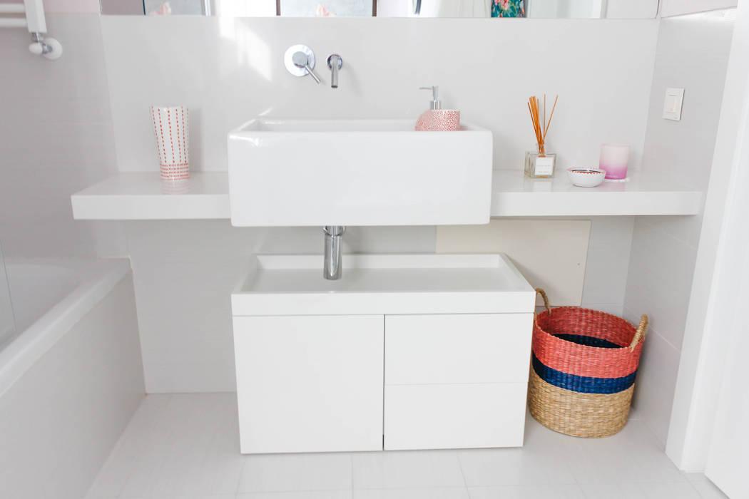 Ванные комнаты в . Автор –  Rita Salgueiro - Full Ideas, Модерн
