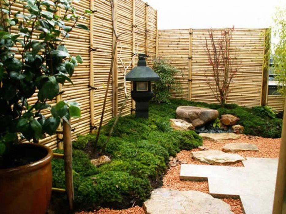 Zen garden by Gardener Landscape