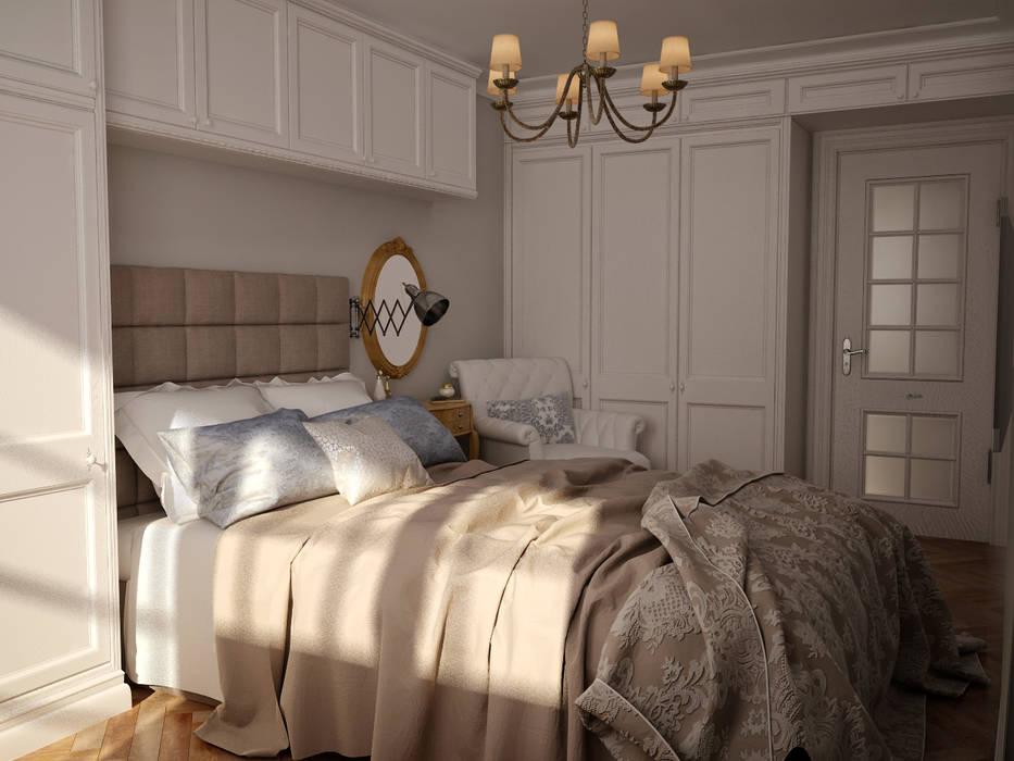 Klassische Schlafzimmer von Irina Yakushina Klassisch
