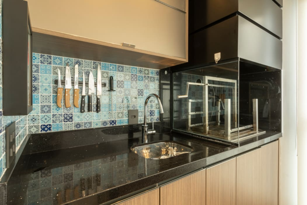 Patios & Decks by LAM Arquitetura | Interiores, Modern