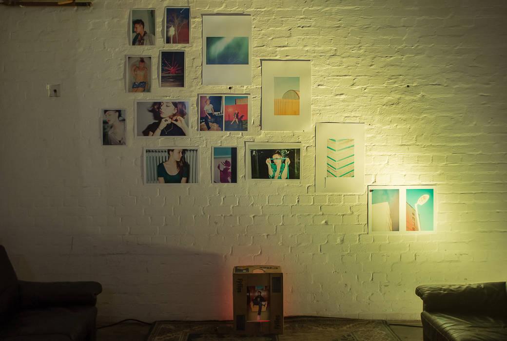 LED Farbwechsel - gelb Ausgefallene Veranstaltungsorte von Sandra Klösges Ausgefallen