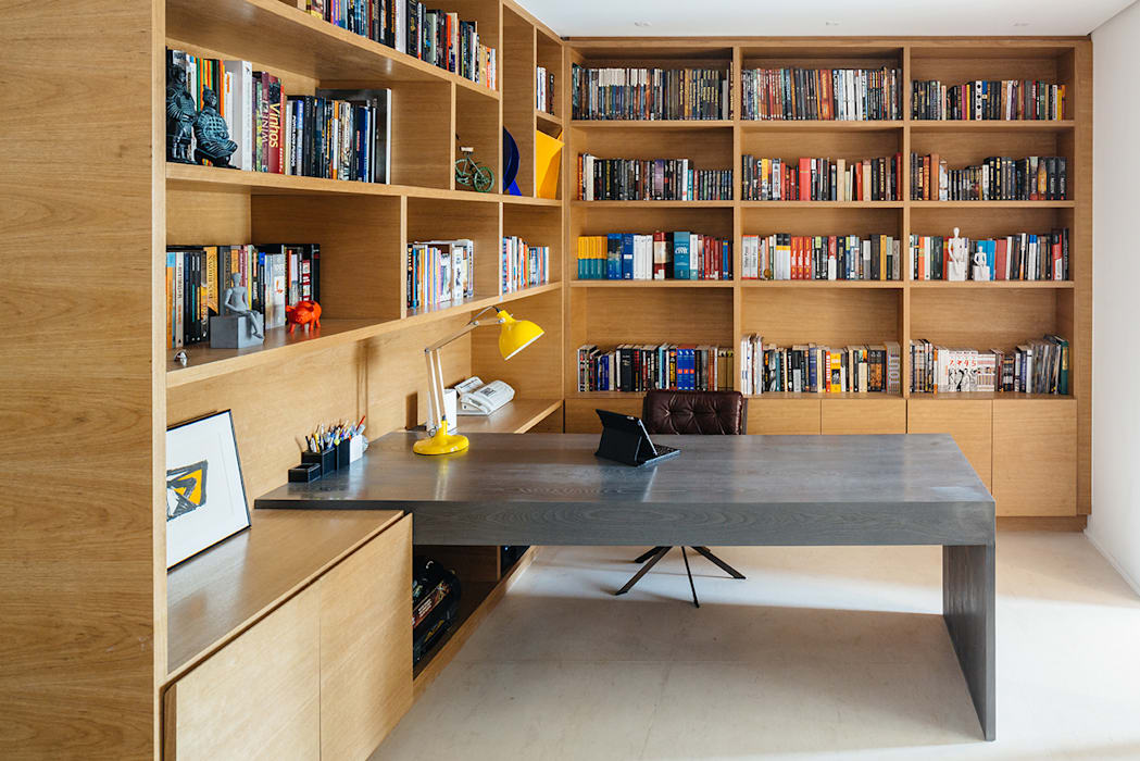 Study/office by FCstudio, Modern