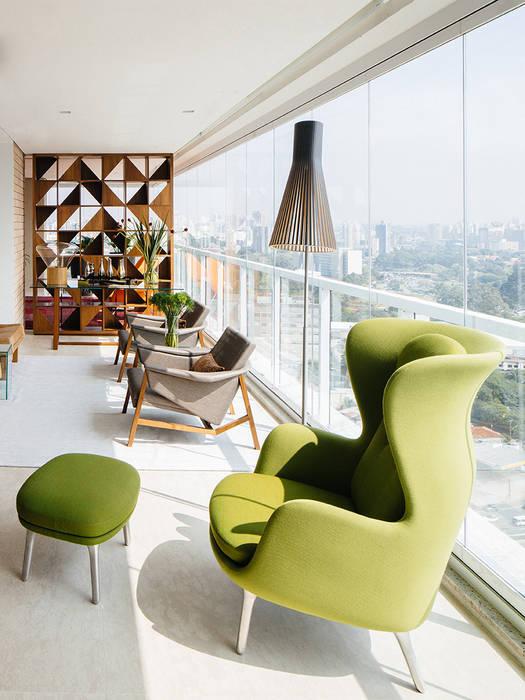 Modern Living Room by FCstudio Modern