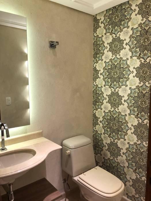 Bathroom by ABBITÁ arquitetura, Modern