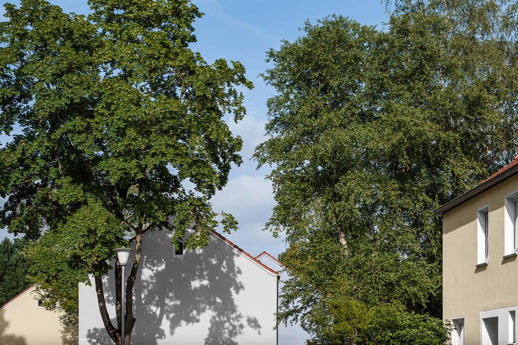 Condominios de estilo  por Hilger Architekten,