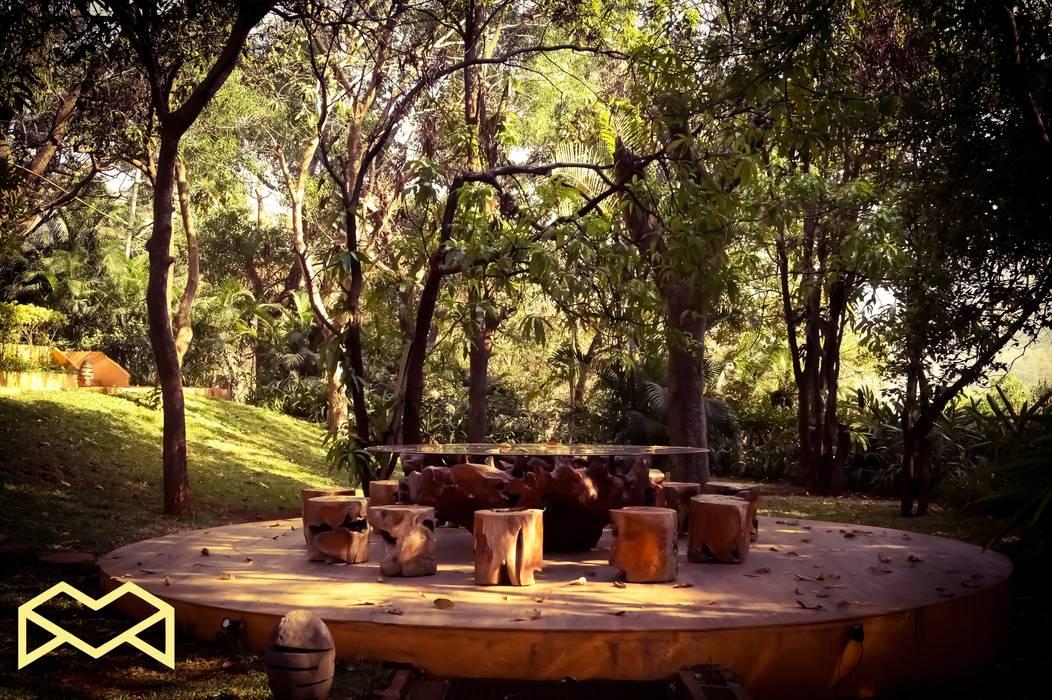 Garden Pond by MOS DESIGNS