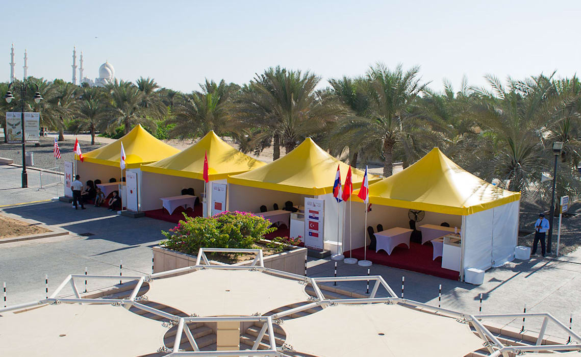 Dome Tents By Al Fares Intl. Tents:  Garage/shed by Al Fares International Tents