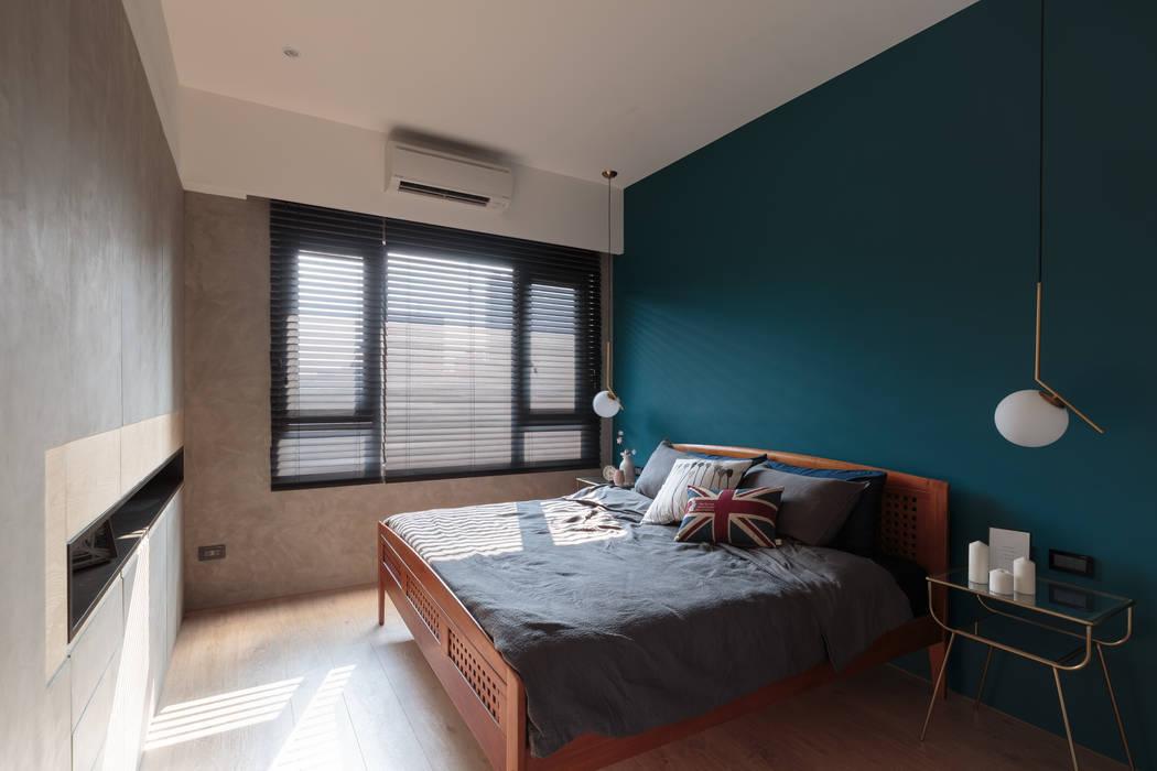 Moooi Design 驀翊設計의  침실