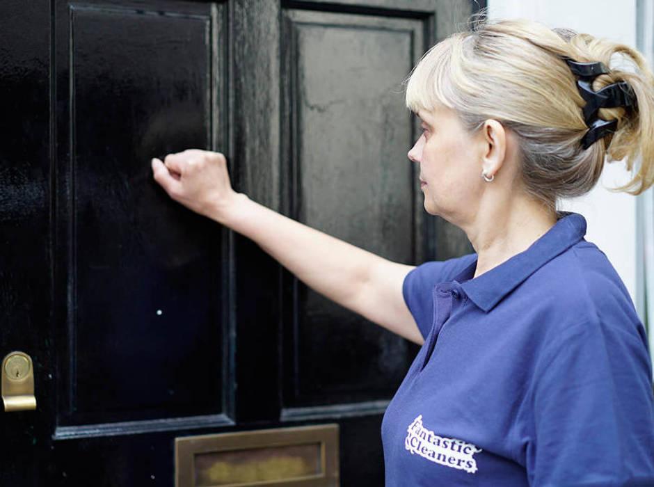 Pintu oleh Fantastic Cleaners Melbourne, Klasik