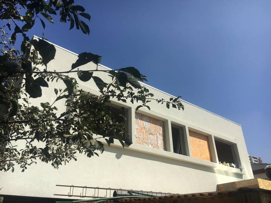 CASA CERRO SOMBRERO (EN CONSTRUCCION) Casas de estilo minimalista de COMPONENTE Minimalista