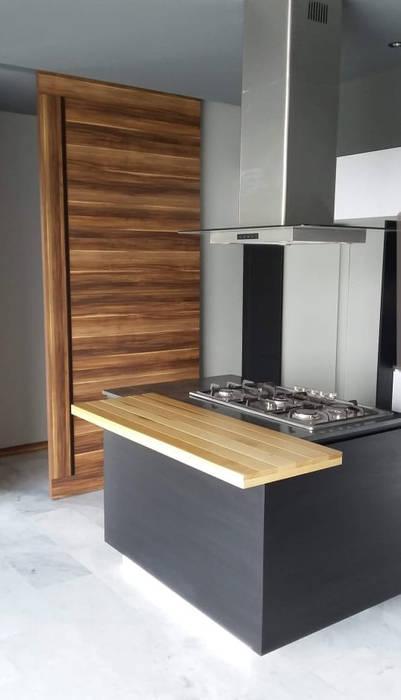 OdIPO KitchenBench tops Iron/Steel Metallic/Silver