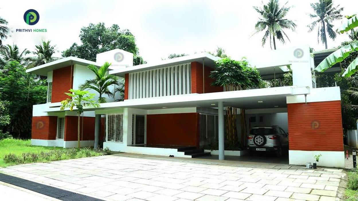Balcony by Prithvi Homes,