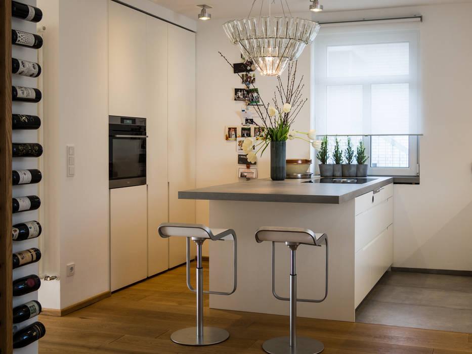 Innenarchitektur Olms Modern kitchen