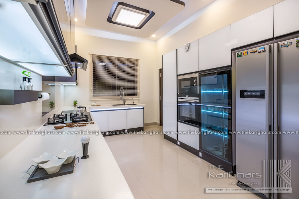 Kitchen by The KariGhars