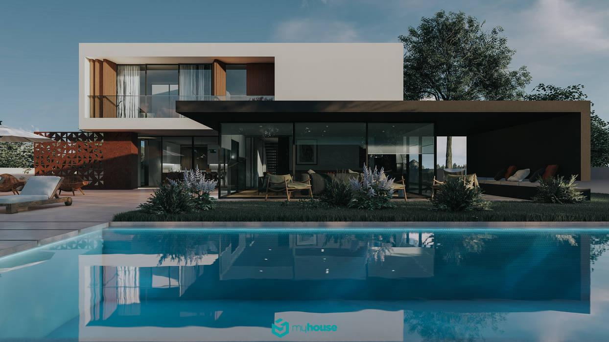 Villa oleh My House