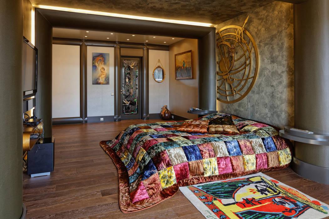 O Design  – O Design Acarkent Projesi:  tarz Yatak Odası,