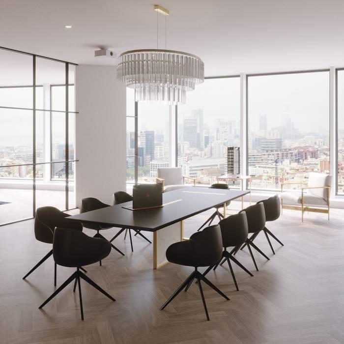 Diseño de interiores y decoración oficinas estudios y ...