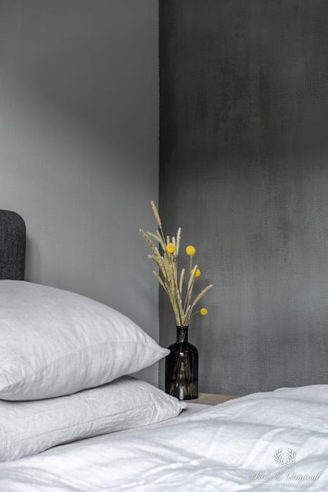 Bedroom by Pure & Original, Scandinavian