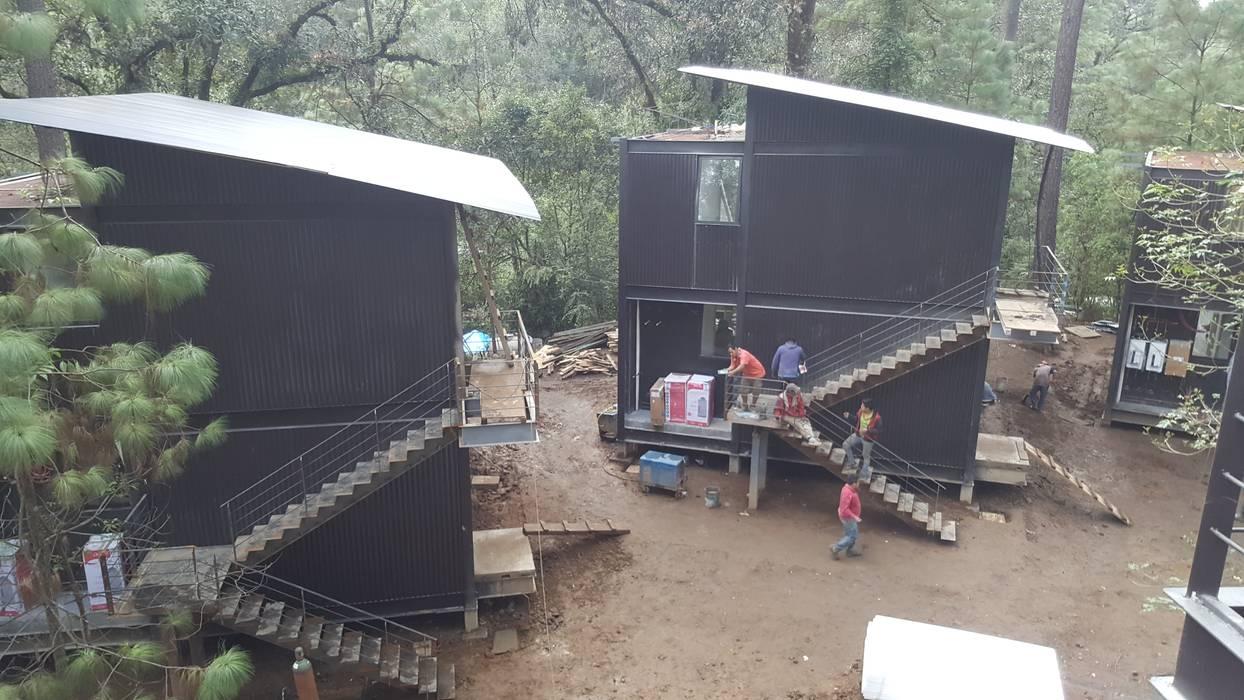 HOTEL RODAVENTO de ESMETEVA Rural Metal