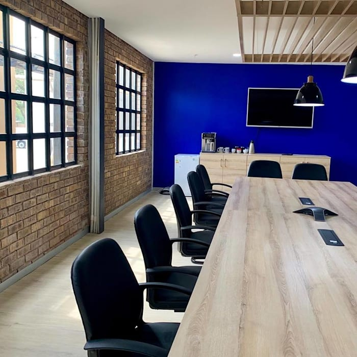 CS DESIGN Edificios de oficinas