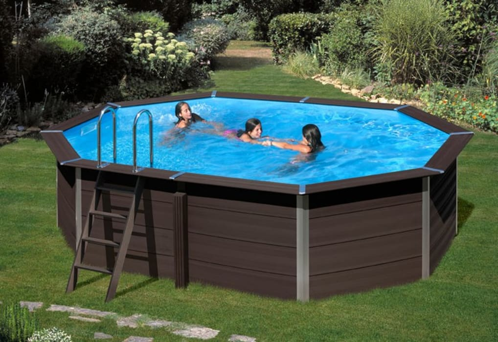 by Outlet Piscinas Classic Wood Wood effect