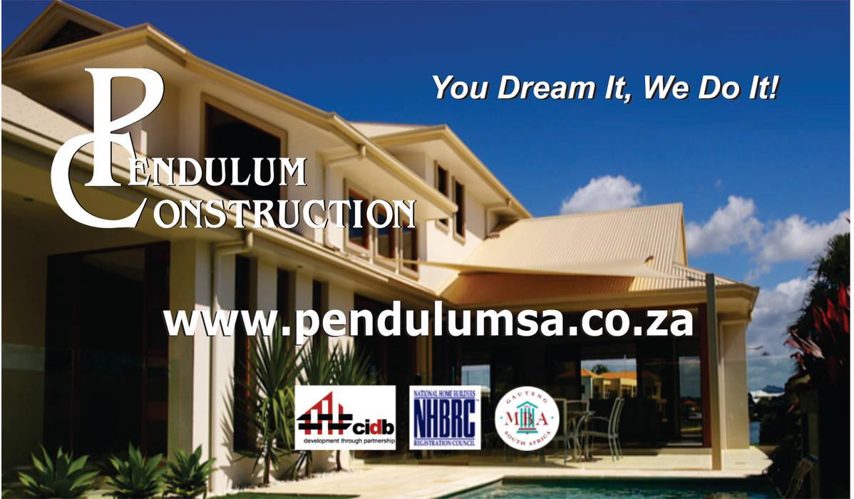Multi-Family house by Pendulum Construction, Mediterranean Aluminium/Zinc