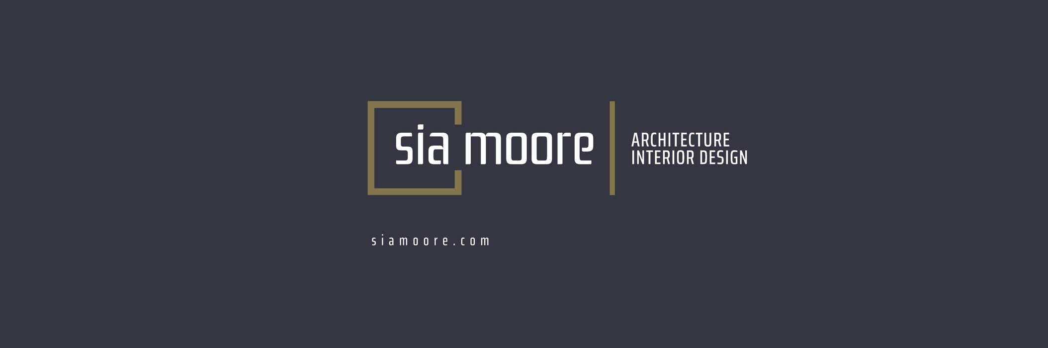 Edificios de oficinas de estilo  por Sia Moore Archıtecture Interıor Desıgn