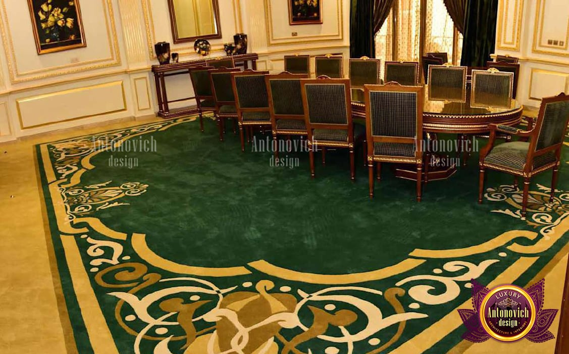 Top Stylish Custom Carpet by Luxury Antonovich Design
