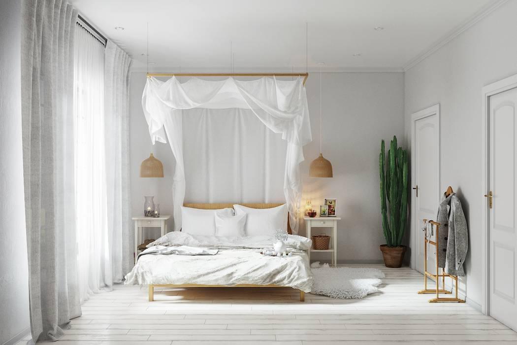 Bedroom by Svetlana February