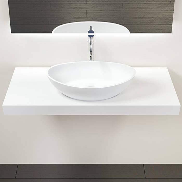 Badezimmer Konsole BK-02-XL:  Badezimmer von Badeloft GmbH - Hersteller von Badewannen und Waschbecken in Berlin
