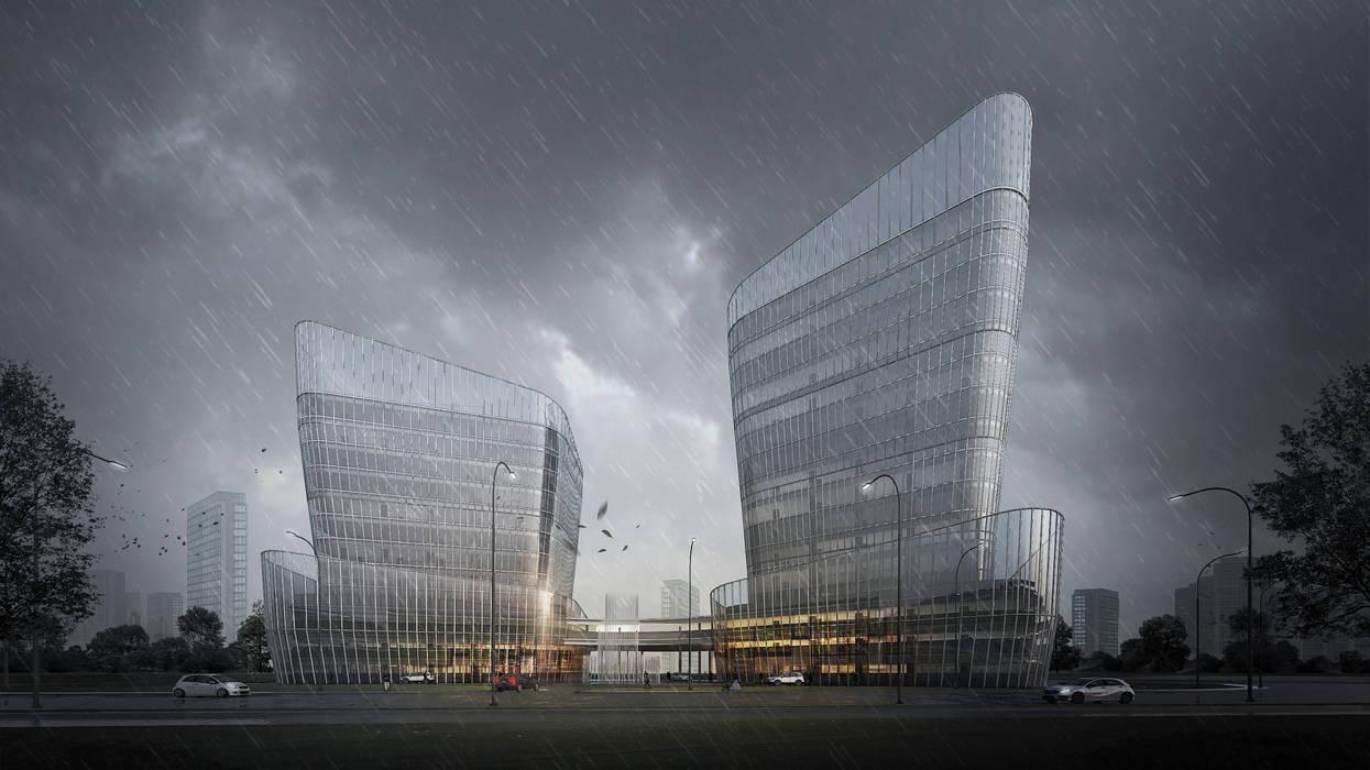 von KDNDA Architecture Design Firm