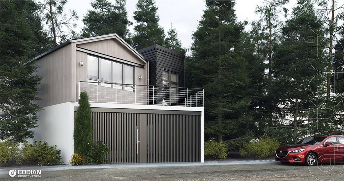 Proyecto Felix de CODIAN CONSTRUCTORA Escandinavo