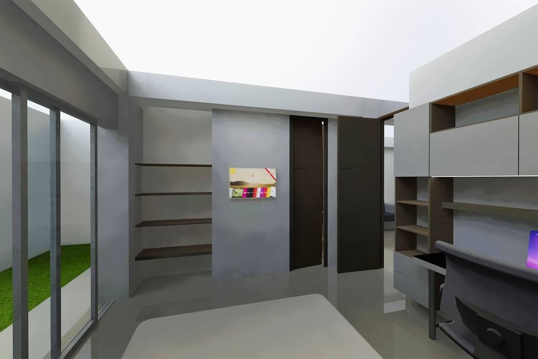 by MARROOM   Diseño Interior - Diseño Industrial Modern