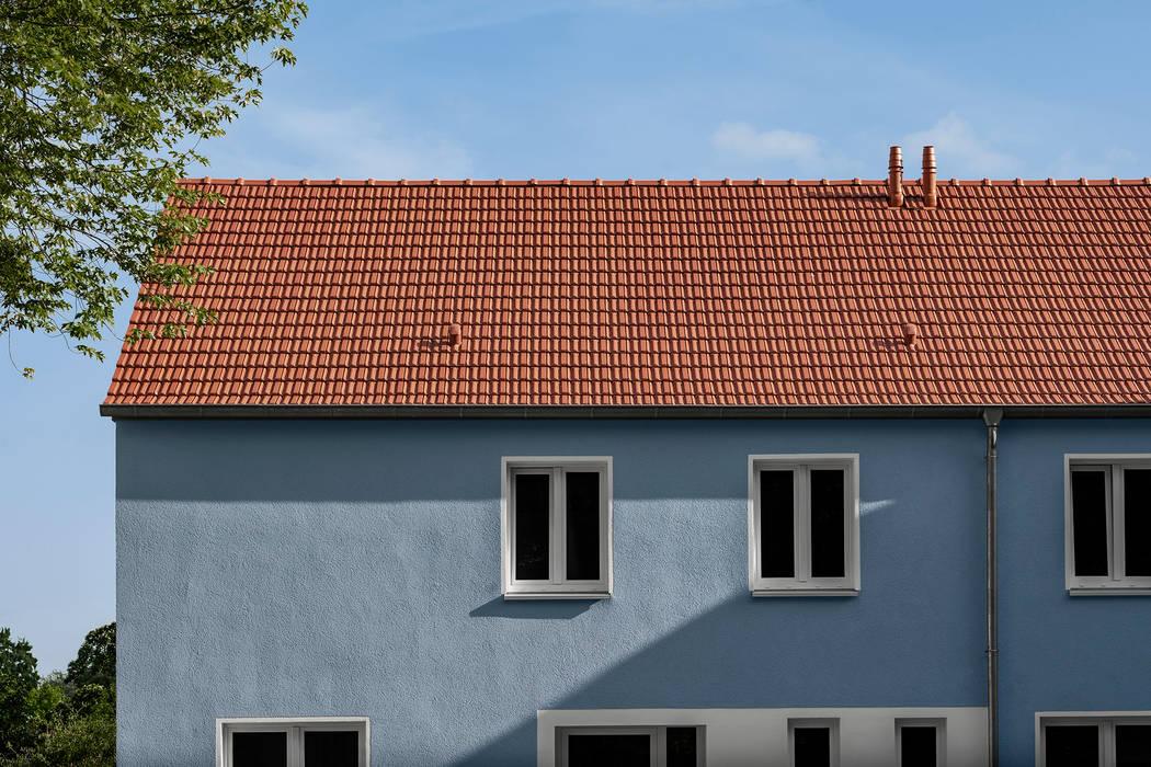 uPVC windows by Hilger Architekten