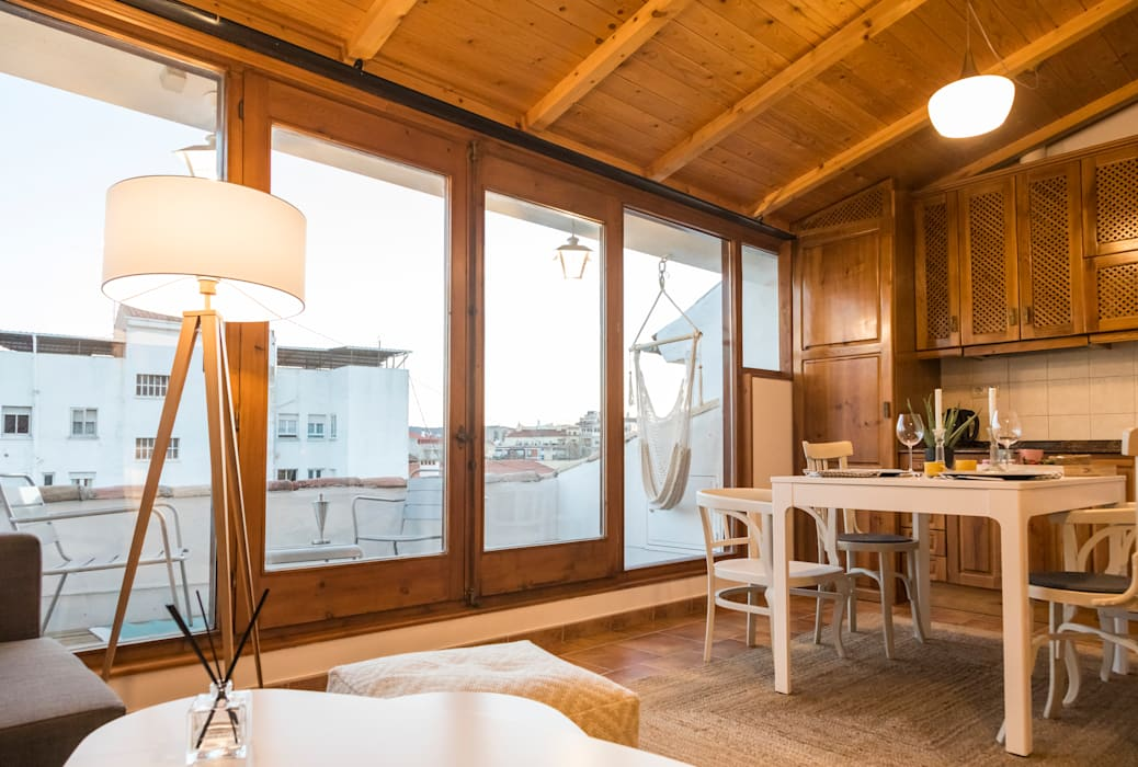 Arte y Vida Arquitectura:  tarz Küçük Evler