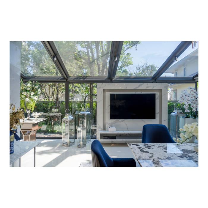 NS house / พระราม2 Thaan Studio ห้องทานข้าว