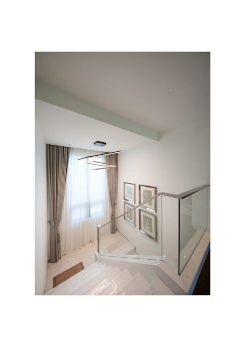 NS house / พระราม2 Thaan Studio บันได