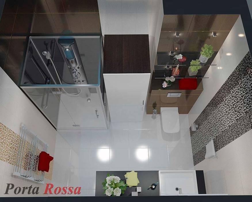 Квартира в м. Київ, вул. Якіра by Дизайн студія 'Porta Rossa' Сучасний