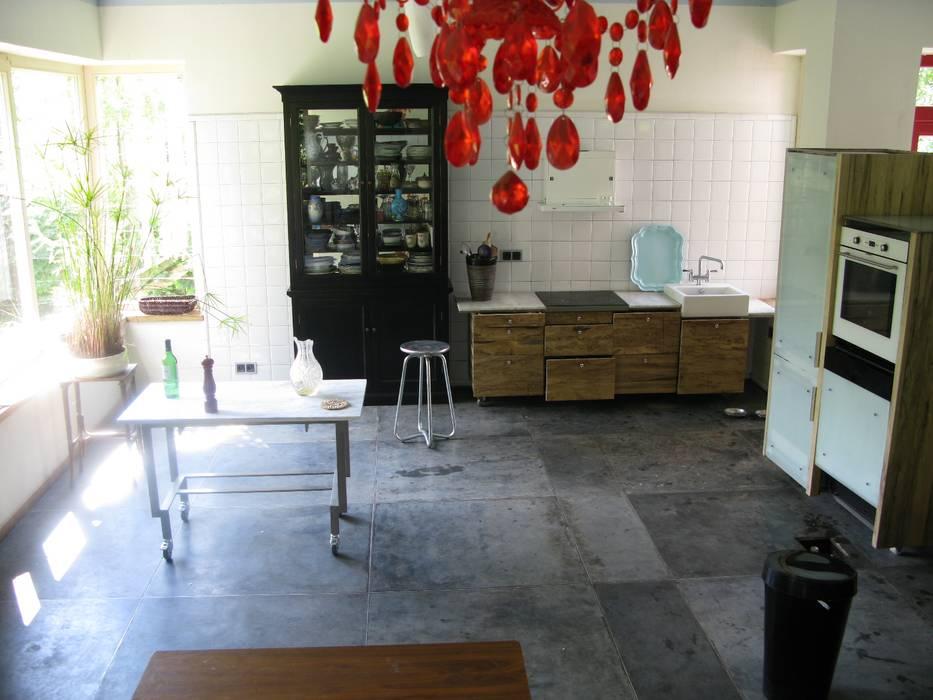 geglatteter beton boden:  Boden von ZOFFANO,