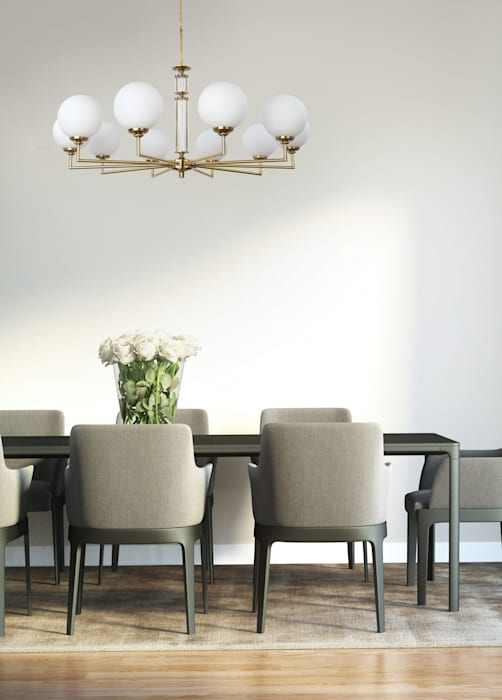 Dining room by Luxury Chandelier