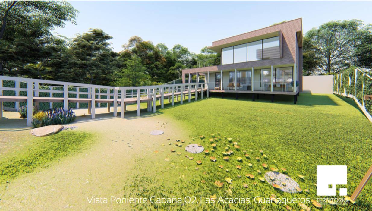 by Territorio Arquitectura y Construccion - La Serena Modern
