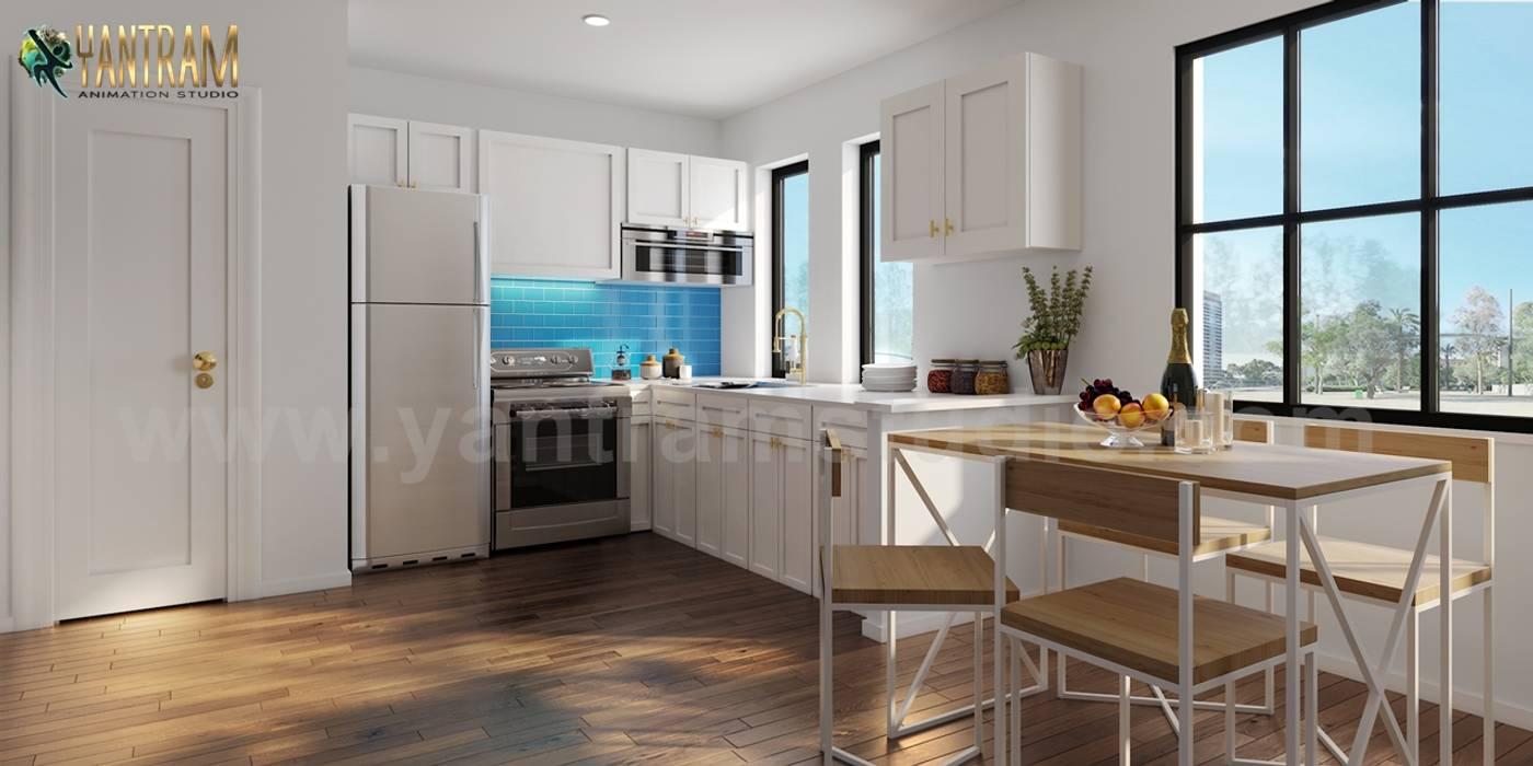 Interior Design Studio Amsterdam kitchen / dining room together—new ideas interior design