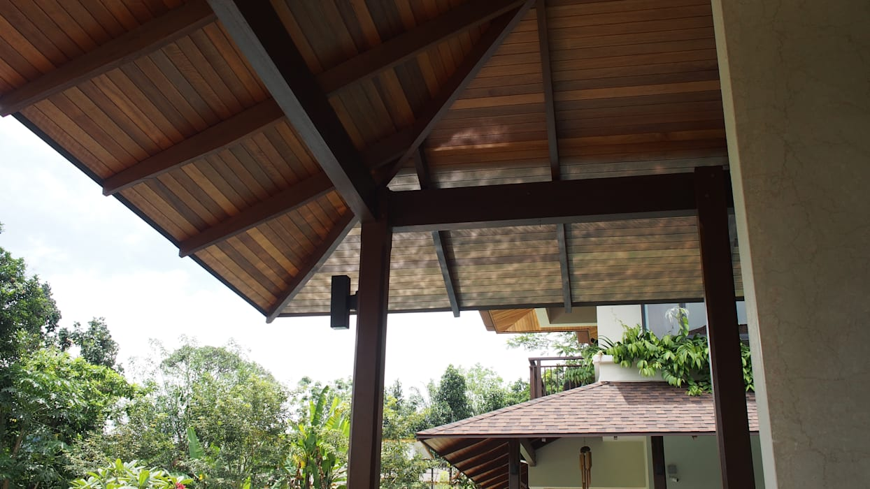 Roof by Mode Architects Sdn Bhd