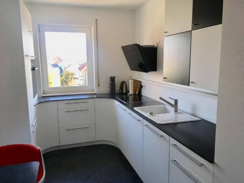 Viel küche auf engstem raum: einbauküche von higloss-design.de - ihr ...