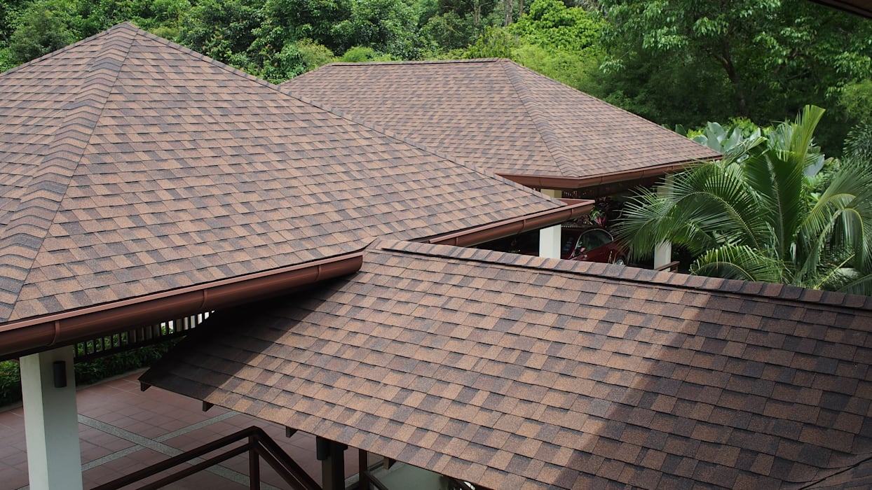 Roof by Mode Architects Sdn Bhd,
