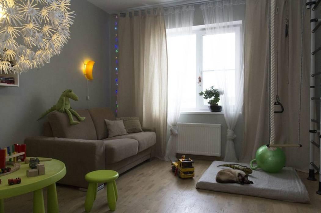 Dormitorios de niños de estilo  por Irina Yakushina,