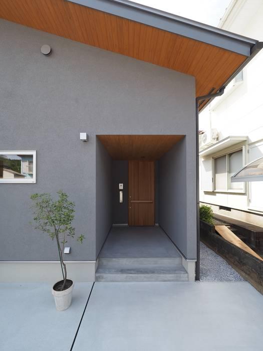 富高の家: ai建築アトリエが手掛けた家です。,オリジナル